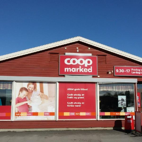 Coop Marked GLÅMOS